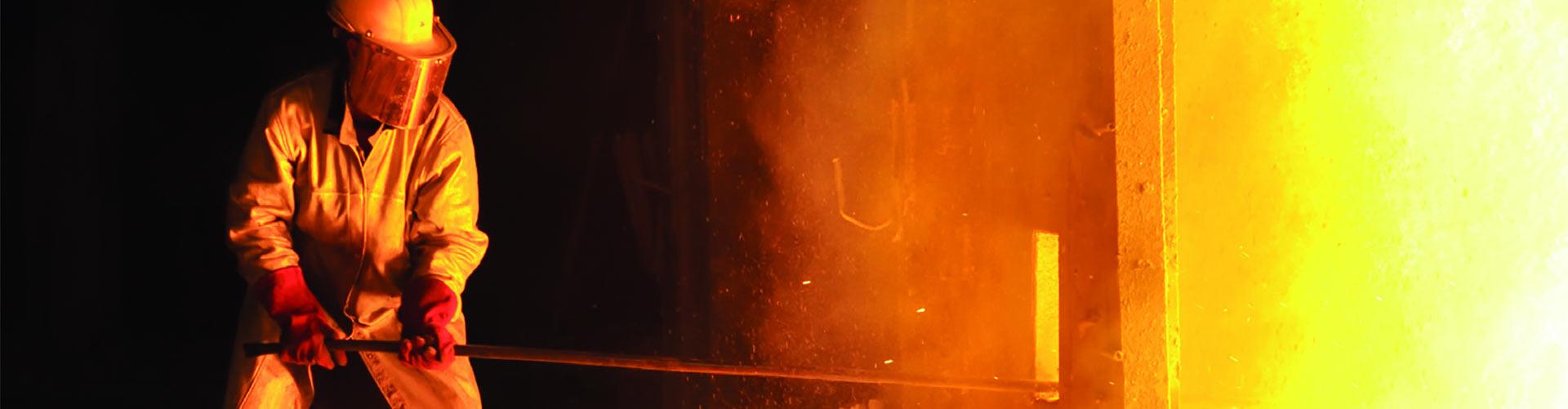Metal processing masthead image